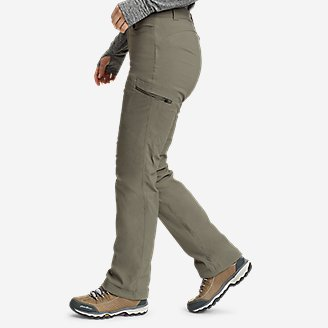Thumbnail View 3 - Women's Rainier Lined Pants