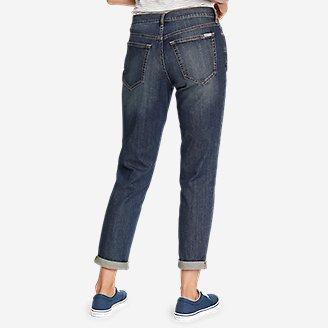 Thumbnail View 2 - Women's Boyfriend Slim Jeans