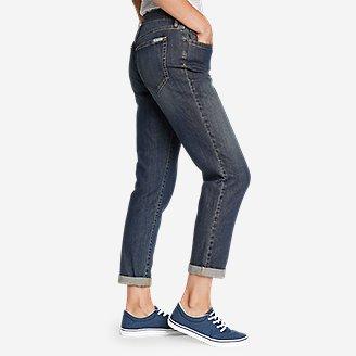 Thumbnail View 3 - Women's Boyfriend Slim Jeans