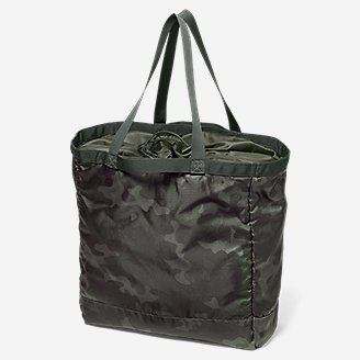 Thumbnail View 2 - Stowaway Packable 25L Cinch Tote