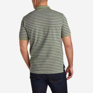Thumbnail View 2 - Men's Field Pro Short-Sleeve Polo Shirt - Stripe