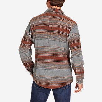 Thumbnail View 2 - Men's Eddie's Fleece Shirt