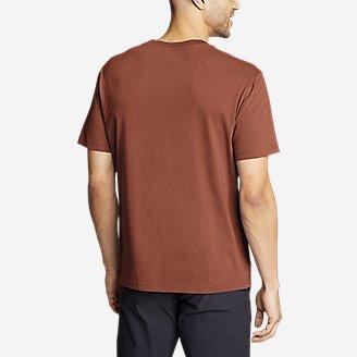 Thumbnail View 2 - Men's Eddie's Short-Sleeve T-Shirt