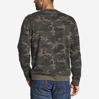 Thumbnail View 2 - Men's Everyday Fleece Logo Crewneck Sweatshirt