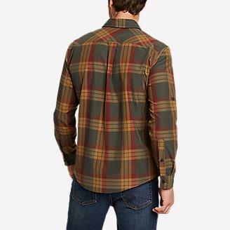 Thumbnail View 2 - Men's Adventurer® Convertible Long-Sleeve Shirt