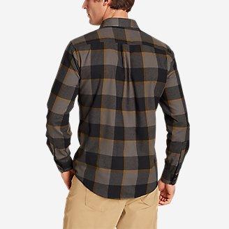 Thumbnail View 2 - Men's Excavation Flannel Shirt - Pattern