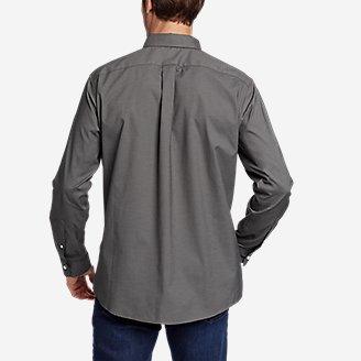 Thumbnail View 2 - Men's Getaway Long-Sleeve Shirt - Relaxed Fit
