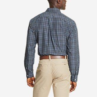 Thumbnail View 2 - Men's Getaway Long-Sleeve Pattern Shirt - Relaxed Fit