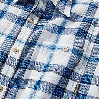 Thumbnail View 3 - Men's Ocean Breeze Short-Sleeve Shirt