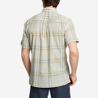 Thumbnail View 2 - Men's Ocean Breeze Short-Sleeve Shirt