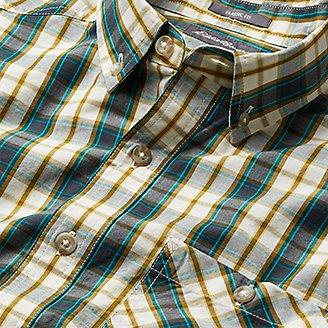 Thumbnail View 3 - Men's Outdoor Poplin Shirt