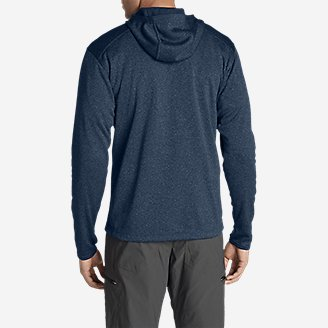 Thumbnail View 2 - Men's High Route Fleece Hoodie