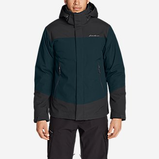 Thumbnail View 3 - Men's Powder Search 2.0 3-In-1 Down Jacket