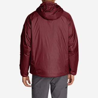 Thumbnail View 2 - Men's EverTherm Down Hooded Jacket