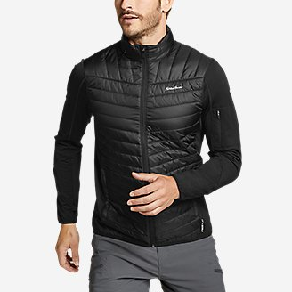 Thumbnail View 3 - Men's IgniteLite Hybrid Jacket