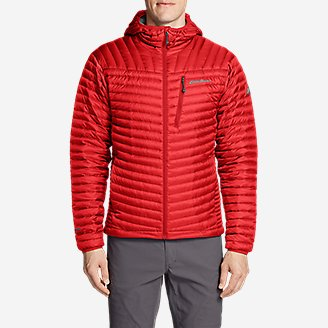 Thumbnail View 3 - Men's MicroTherm® 2.0 StormDown® Hooded Jacket