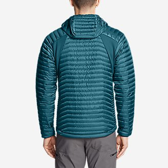 Thumbnail View 3 - Men's MicroTherm® 2.0 Down Hooded Jacket