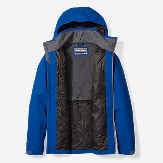 Thumbnail View 9 - Men's All-Mountain Stretch Jacket