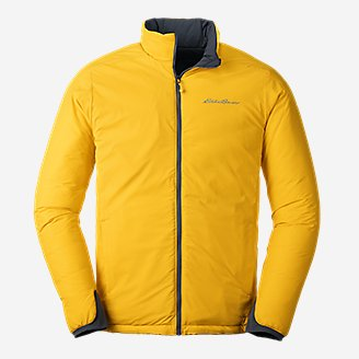 Thumbnail View 3 - Men's IgniteLite Stretch Reversible Jacket