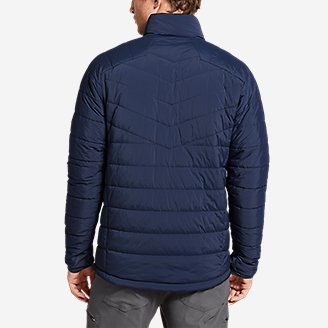 Thumbnail View 2 - Men's IgniteLite Stretch Reversible Jacket
