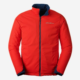 Thumbnail View 3 - Men's IgniteLite Stretch Reversible Jacket
