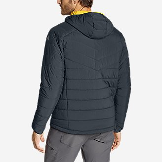 Thumbnail View 2 - Men's IgniteLite Stretch Reversible Hooded Jacket