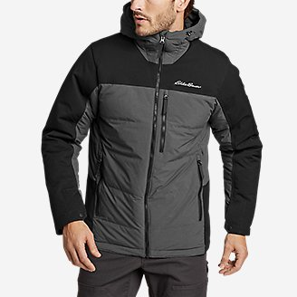 Thumbnail View 3 - Men's Mountain Ops Down Hooded Jacket