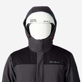 Thumbnail View 3 - Men's Powder Search Pro Insulated Jacket