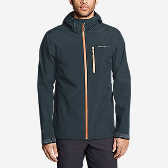 Thumbnail View 3 - Men's Cloud Cap 2.0 Stretch Rain Jacket