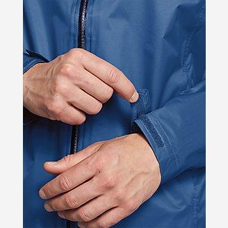 Thumbnail View 3 - Men's Cloud Cap Rain Jacket