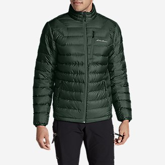 Thumbnail View 3 - Men's Downlight® StormDown® Jacket