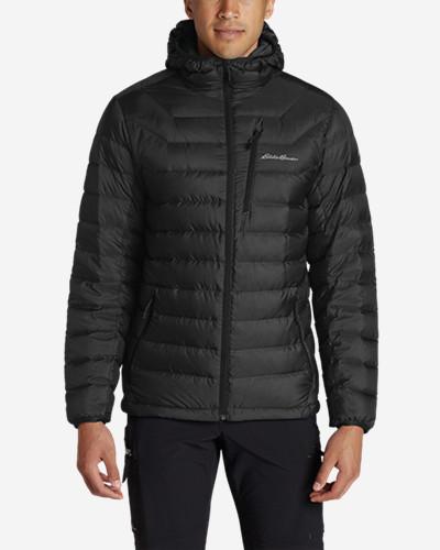 Men's Downlight® Storm Down® Hooded Jacket by Eddie Bauer