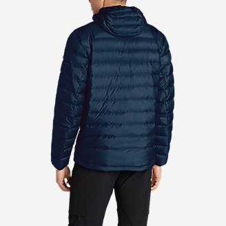 Thumbnail View 2 - Men's Downlight® StormDown® Hooded Jacket