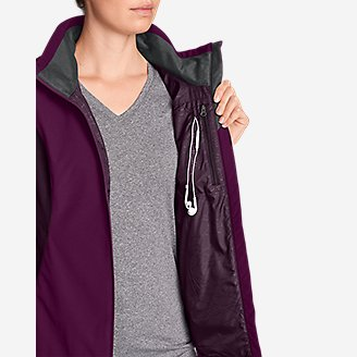 Thumbnail View 3 - Women's All-Mountain 2.0 Shell Jacket
