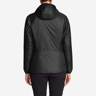Thumbnail View 3 - Women's EverTherm Down Hooded Jacket