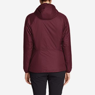Thumbnail View 2 - Women's EverTherm Down Hooded Jacket