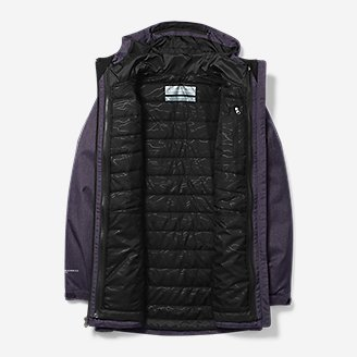 Thumbnail View 3 - Women's All-Mountain 2.0 3-in-1 Parka