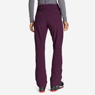 Thumbnail View 2 - Women's Alpenglow Stretch Ski Pants