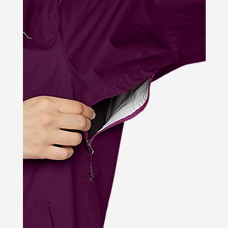 41ff33d19 ... Thumbnail View 3 - Women's Cloud Cap Stretch Rain Jacket