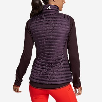 Thumbnail View 3 - Women's MicroTherm® 2.0 Down Vest