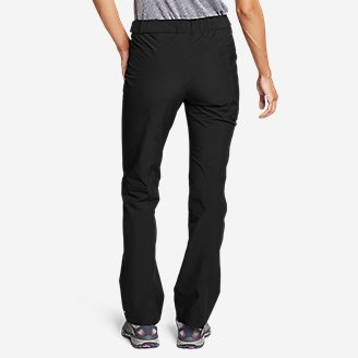 Thumbnail View 2 - Women's Cloud Cap Stretch Rain Pants