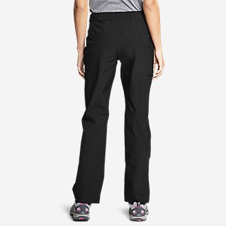 Thumbnail View 3 - Women's Cloud Cap Stretch Rain Pants