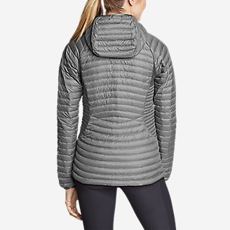 Thumbnail View 2 - Women's MicroTherm® 2.0 Down Hooded Jacket