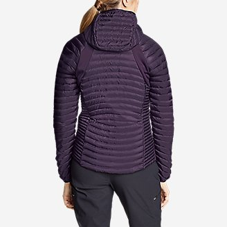 Thumbnail View 3 - Women's MicroTherm® 2.0 Down Hooded Jacket