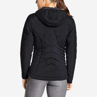 Thumbnail View 2 - Women's IgniteLite Stretch Reversible Hooded Jacket