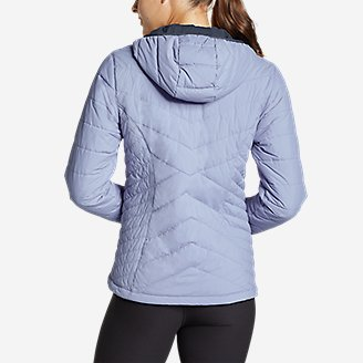 Thumbnail View 2 - Women's IgniteLite Stretch Reversible Hooded Jacket