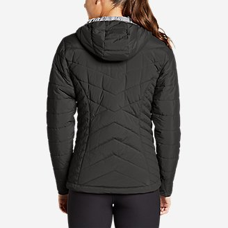 Thumbnail View 3 - Women's IgniteLite Stretch Reversible Hooded Jacket