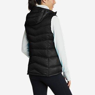 Thumbnail View 2 - Women's Downlight® 2.0 Hooded Vest