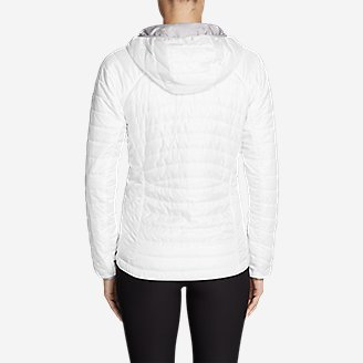 Thumbnail View 2 - Women's IgniteLite Reversible Hooded Jacket