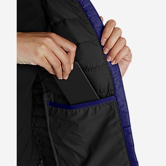 Thumbnail View 3 - Women's Downlight® StormDown® Jacket